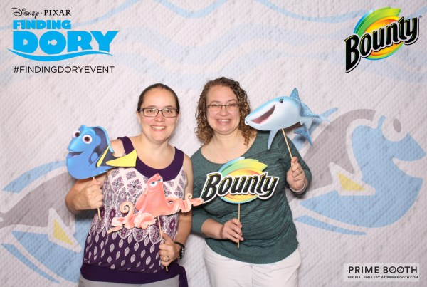 Even Bounty is celebrating FINDING DORY #FindingDoryEvent