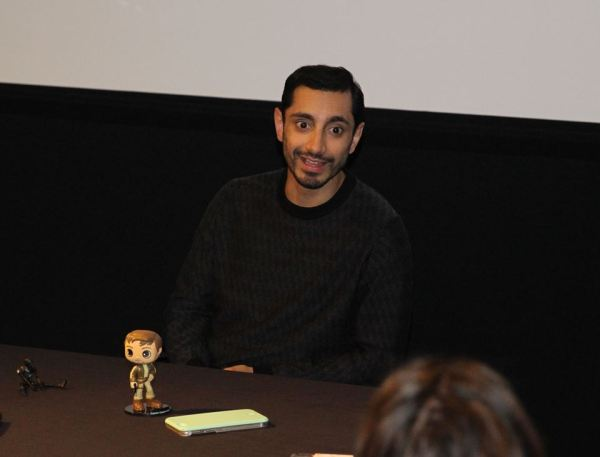 Riz Ahmed Encourages Us to Stand Up for What We Believe In