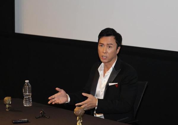 Donnie Yen Pushes Himself in Rogue One