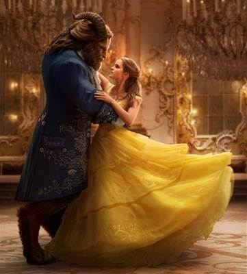 """BEAUTY AND THE BEAST – """"Something There"""" Clip + New Activity Sheets"""