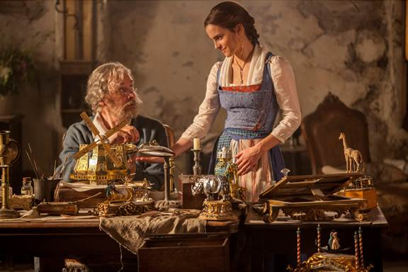 "BEAUTY AND THE BEAST - ""Something There"" Clip + New Activity Sheets"
