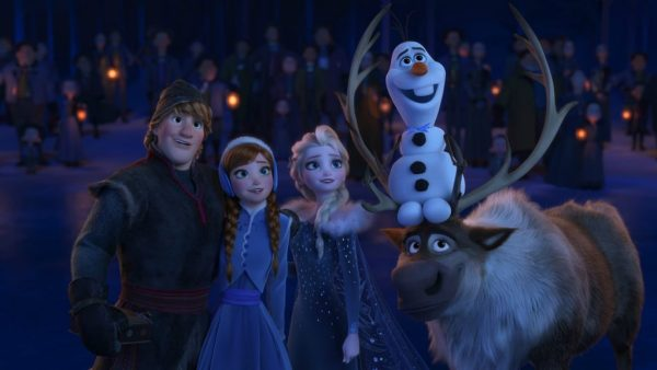 5 Reasons I Can't Wait for you to See Olaf's Frozen Adventure