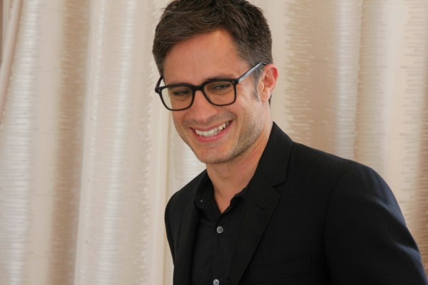 Sitting down with Gael Garcia Bernal