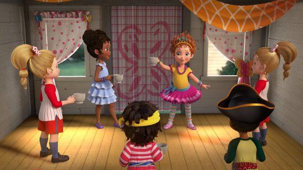 FANCY NANCY comes to Disney Jr