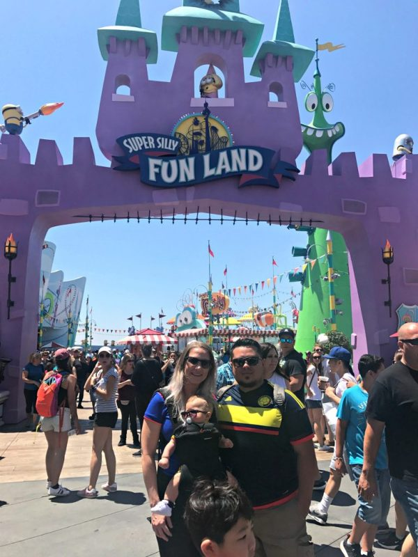 Can you Take Small Children to Universal Studios Hollywood?