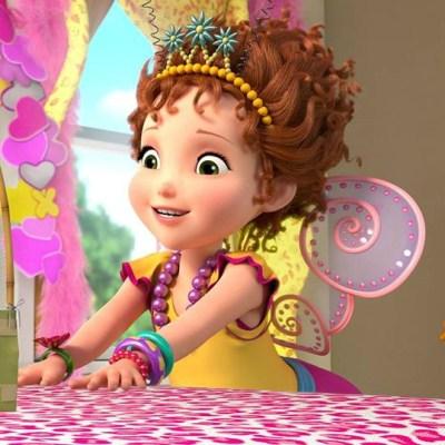 FANCY NANCY comes to Disney Junior