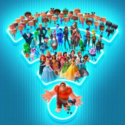 RALPH BREAKS THE INTERNET – Coloring Pages and Activity Sheets