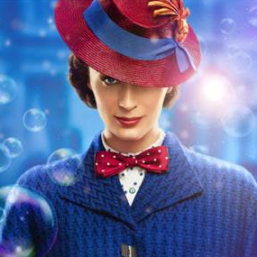 New Character Posters & Sneak Peek from Disney's MARY POPPINS RETURNS
