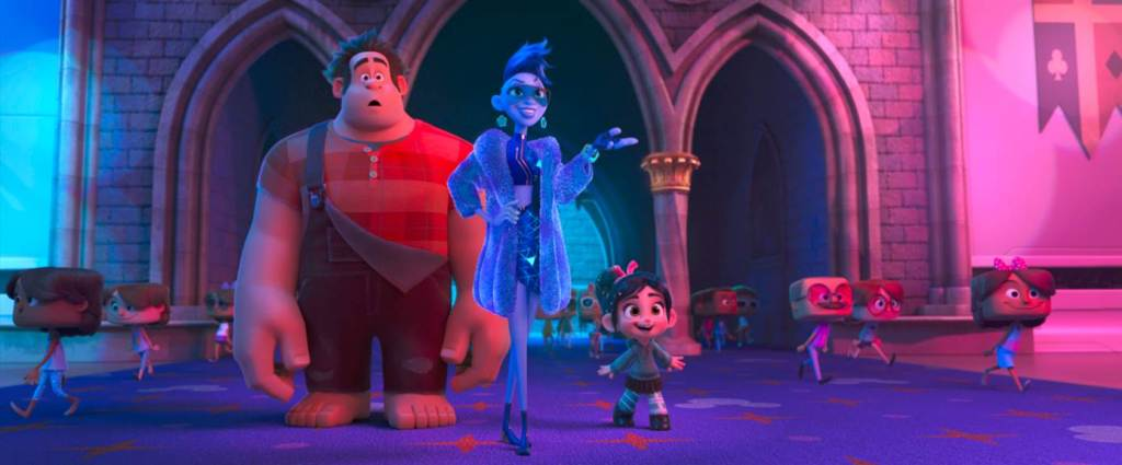 RALPH BREAKS THE INTERNET - Coloring Pages and Activity Sheets