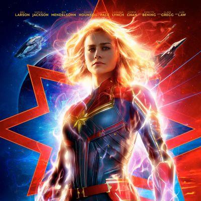 Marvel Studios' CAPTAIN MARVEL – New Trailer & Poster