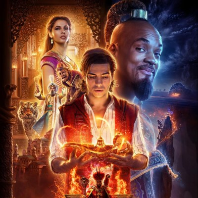 New Poster and Trailer for Disney's Aladdin