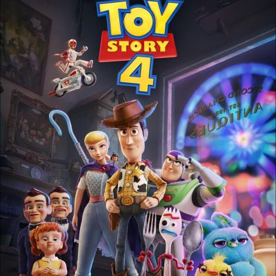 "Meet New ""TOY STORY 4"" Characters plus the NEW Trailer and Poster!"