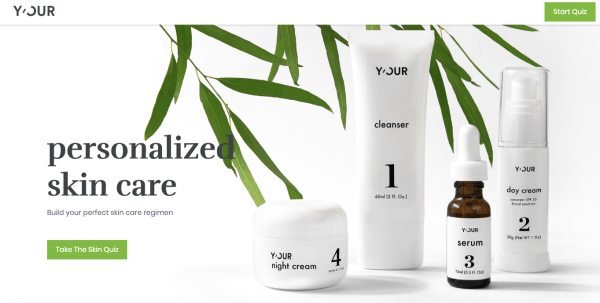 Personalized Skin Care that Works