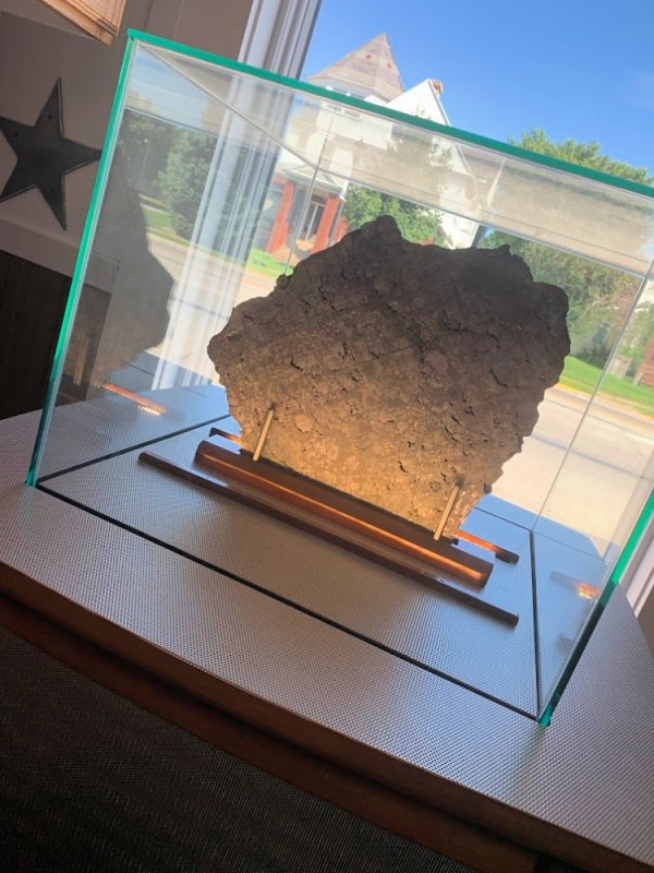 Largest Meteorite to fall in North America