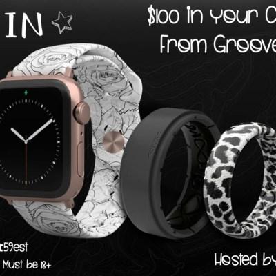 Groovelife Giveaway