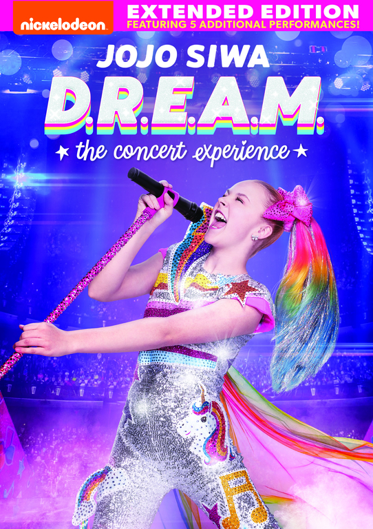 JoJo Siwa D.R.E.A.M. - The Concert Experience Giveaway