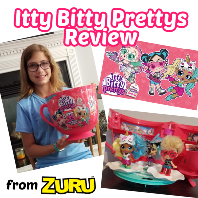 Itty Bitty Prettys Review