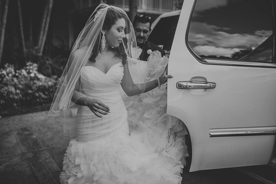 romantic miami wedding
