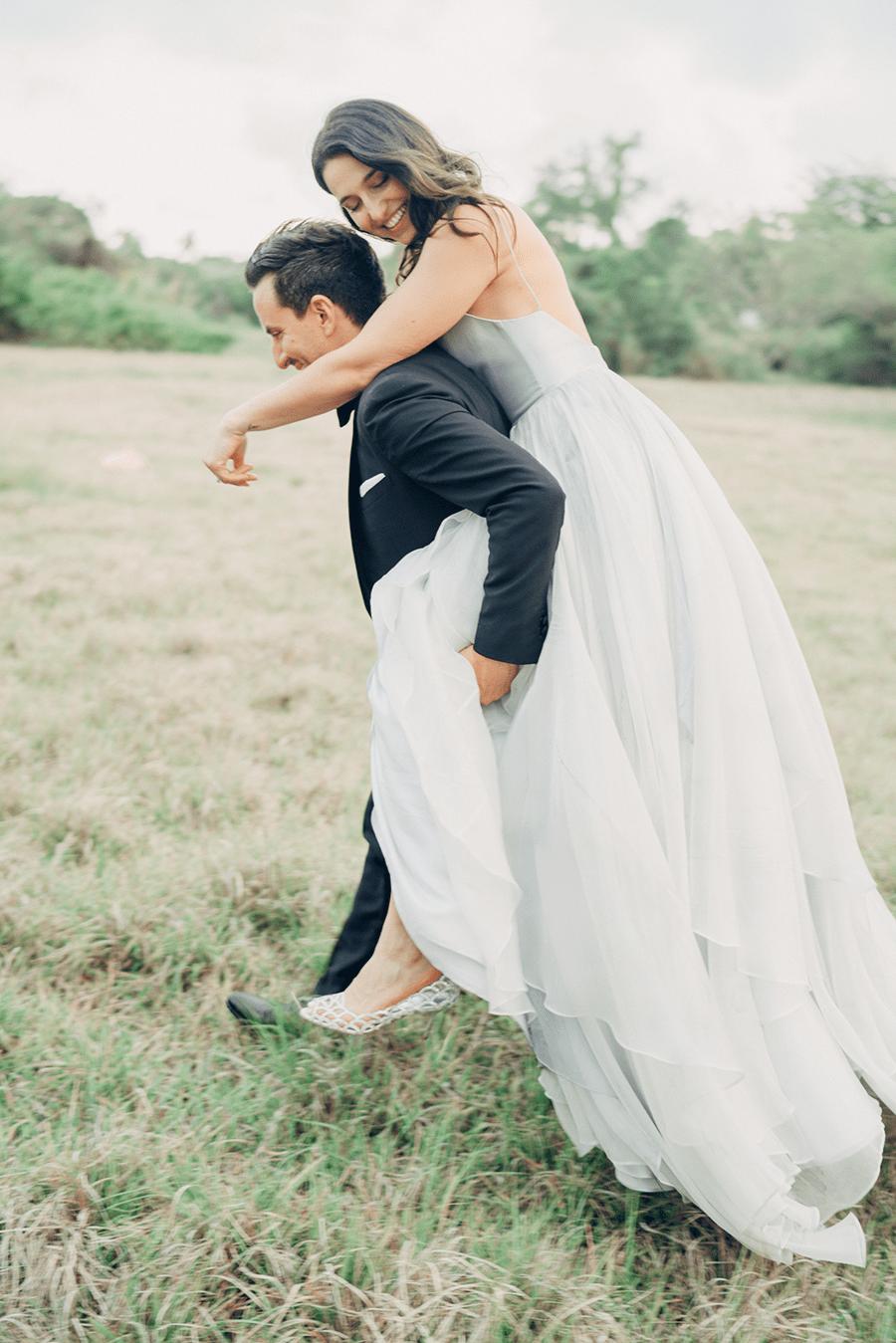 Natural Wedding Photography Miami