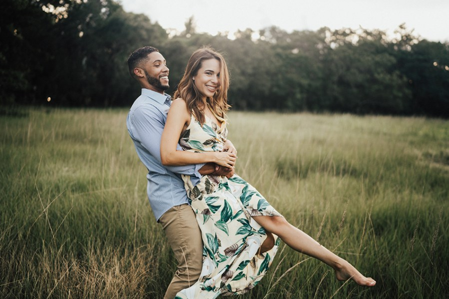 natural engagement photos