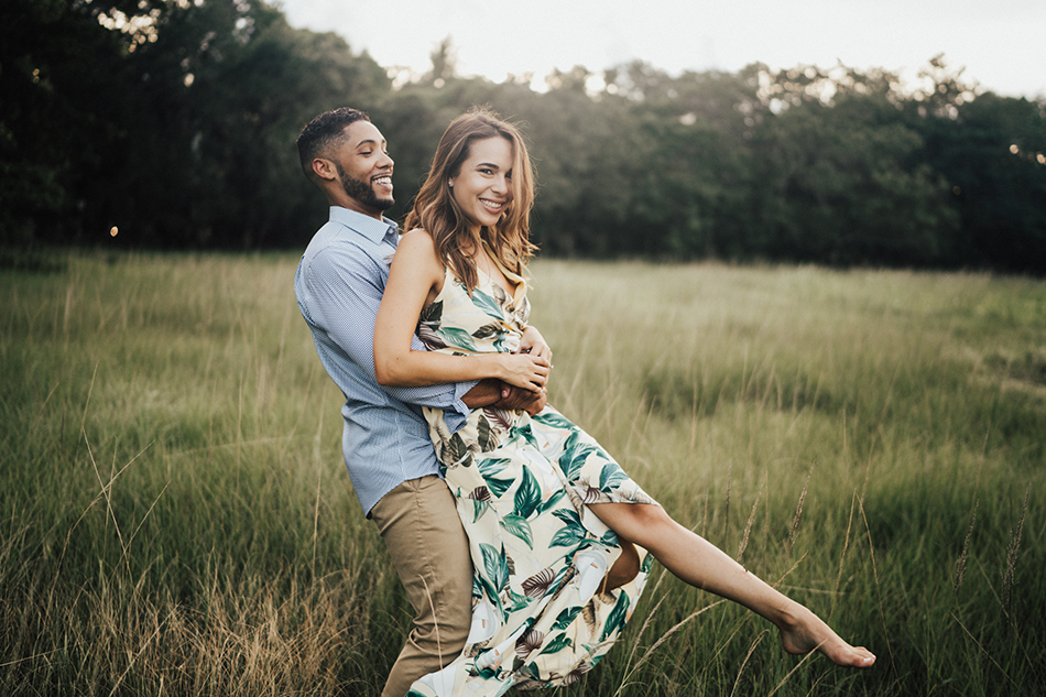 natural engagement photos