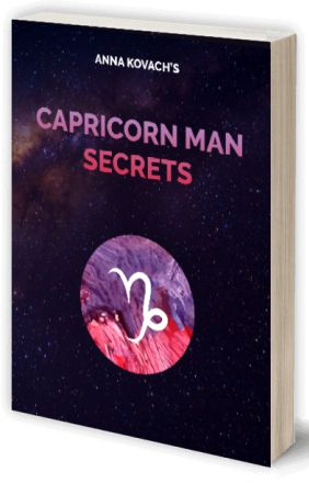 Capricorn Man Secrets book cover