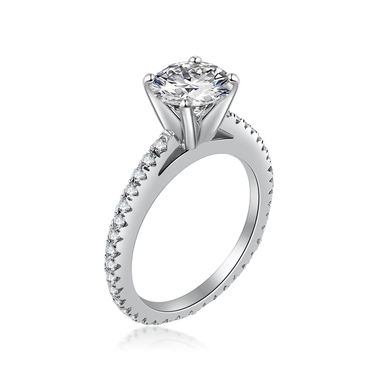 Delicate Diamond Wedding Band Unique Wedding Ideas