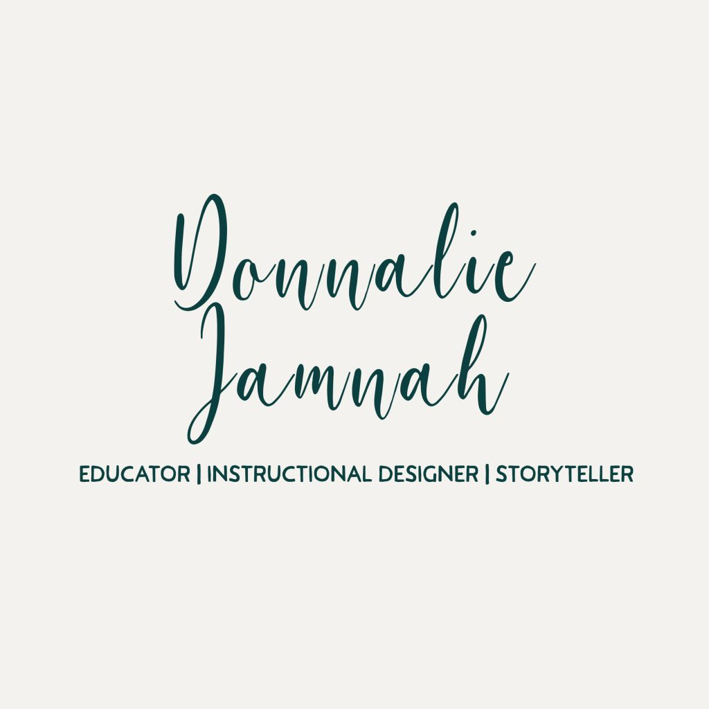 Donnalie Jamnah