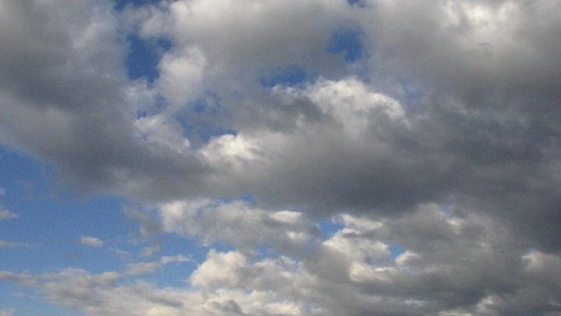 nimbostratus clouds