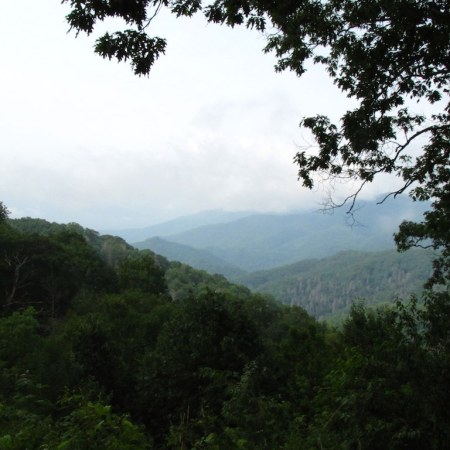 "Shaconage Cherokee for ""The Place of Blue Smoke"", Smoky Mountains Cherokee, NC"