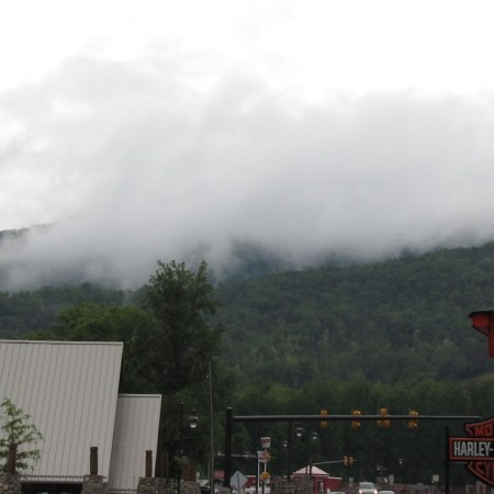 fog and mist in the Smoky Mountains