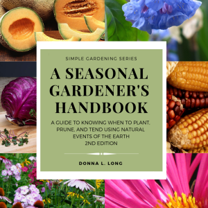cover_ a seasonal gardener's handbook