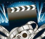 movie slate reel