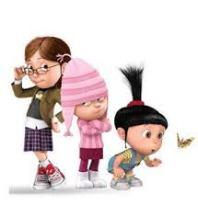 Margo, Edith, Agnes