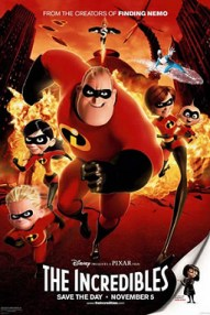 "The ""Incredibles"" Family"
