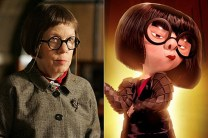 Look A likes? Linda Hunt/Edna Mode