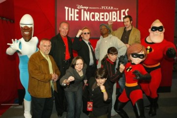 """Incredibles"" voice cast"