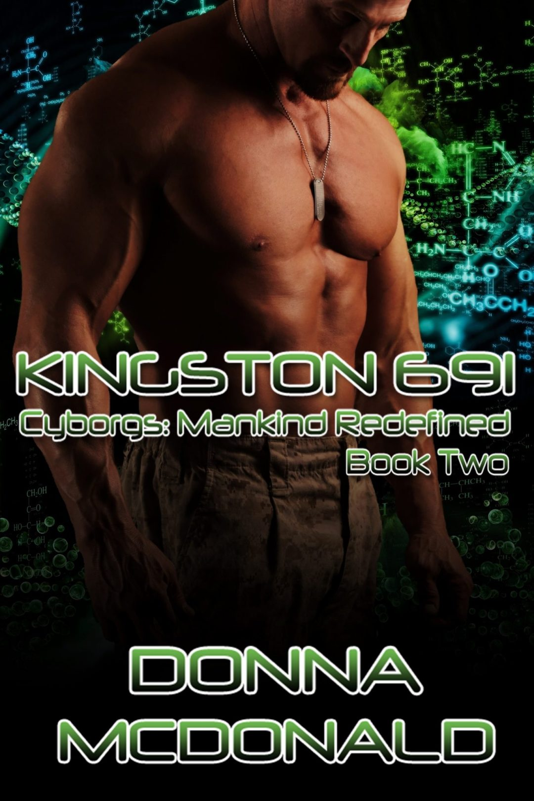 science fiction romance, genetic engineering, robotics, military, paranormal, action and adventure