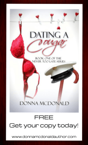 Book 1 of the NEVER TOO LATE Series