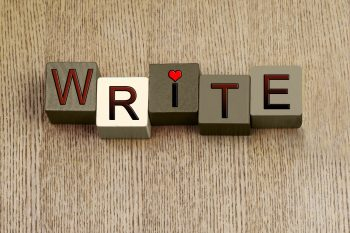 Write Sign, love for creative writing, for writers and authors and education.