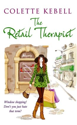 Retail Therapist - Book Cover - resized