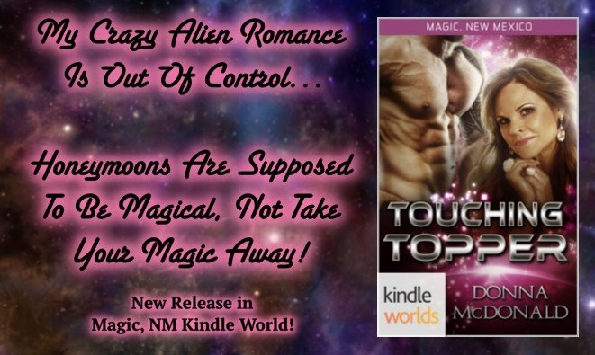 New KW Release: Touching Topper