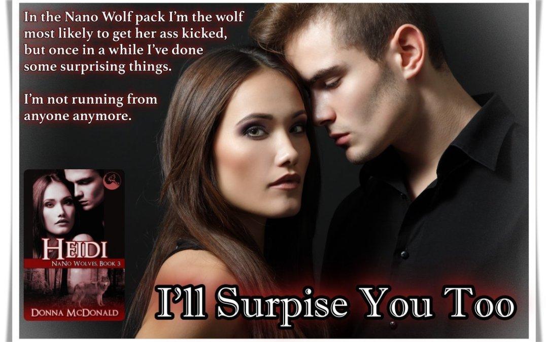 New Release – Heidi: Nano Wolves 3