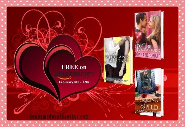 Valentine's Day Promo – Free Romance