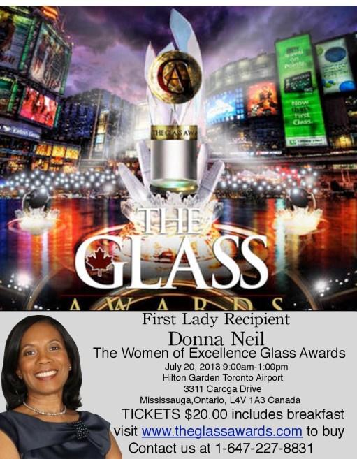GLASS Awards Flyer wDonna