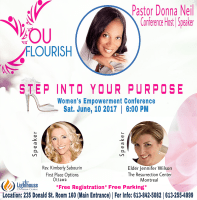 2017 You Flourish Women's Empowerment Conference: Step into Your Purpose