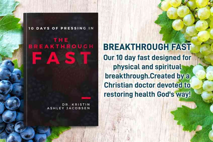 Breakthrough Fast with Donna Partow