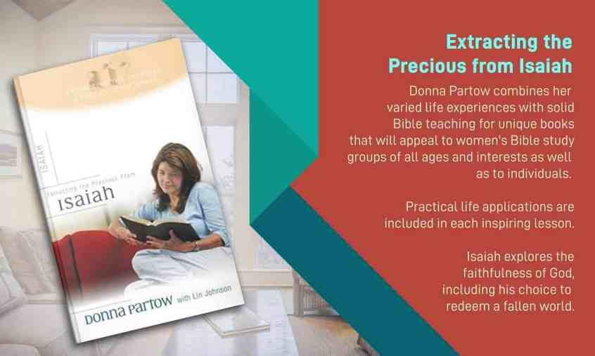 Isaiah Bible Study | Christian Books for Women