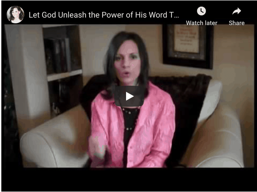 Study the Word of God with me!