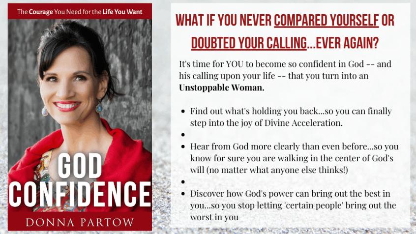 God Confidence | Christian Books for Women